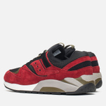 Мужские кроссовки Saucony Grid 9000 Autumn Spice Pack Red/Black фото- 2