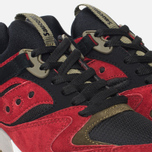 Мужские кроссовки Saucony Grid 9000 Autumn Spice Pack Red/Black фото- 5