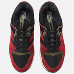 Мужские кроссовки Saucony Grid 9000 Autumn Spice Pack Red/Black фото- 4