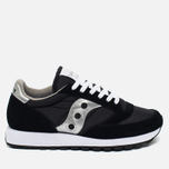 Saucony Jazz Original Men's Sneakers Black/Silver photo- 0