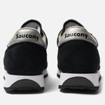 Мужские кроссовки Saucony Jazz Original Black/Silver фото- 3
