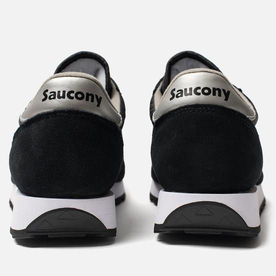 Мужские кроссовки Saucony Jazz Original Black/Silver