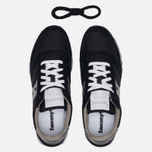 Saucony Jazz Original Men's Sneakers Black/Silver photo- 5