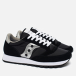 Saucony Jazz Original Men's Sneakers Black/Silver photo- 1