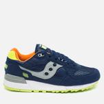 Saucony Shadow 5000 Men's Sneakers Blue/Citron photo- 0