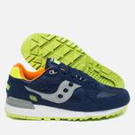 Saucony Shadow 5000 Men's Sneakers Blue/Citron photo- 2