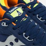 Мужские кроссовки Saucony Shadow 5000 Blue/Citron фото- 5