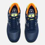Saucony Shadow 5000 Men's Sneakers Blue/Citron photo- 4
