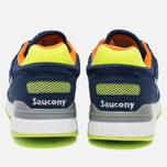 Saucony Shadow 5000 Men's Sneakers Blue/Citron photo- 3