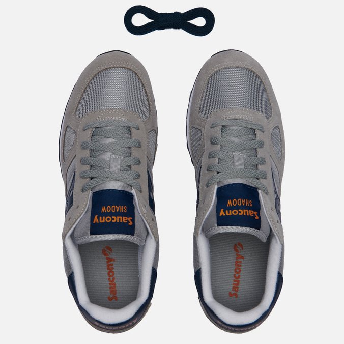 Мужские кроссовки Saucony Shadow Original Grey/Navy