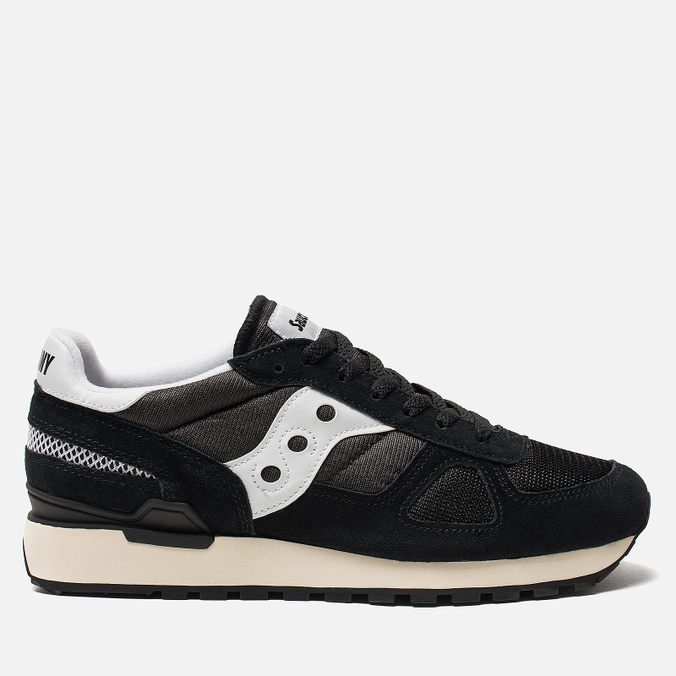 32139e9bc975 Мужские кроссовки Saucony Shadow Original Vintage Black White S70424-2