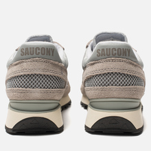 Мужские кроссовки Saucony Shadow Original Vintage Grey/White фото- 3