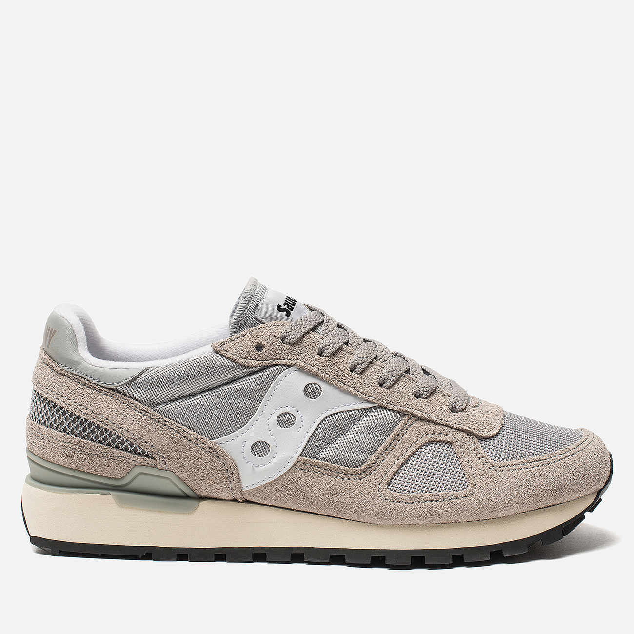 Мужские кроссовки Saucony Shadow Original Vintage Grey/White
