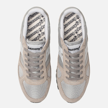 Мужские кроссовки Saucony Shadow Original Vintage Grey/White фото- 5