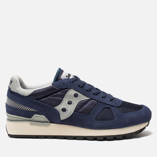 Мужские кроссовки Saucony Shadow Original Vintage Navy/White