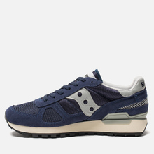 Кроссовки Saucony Shadow Original Vintage Navy/White фото- 1