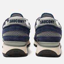 Кроссовки Saucony Shadow Original Vintage Navy/White фото- 3