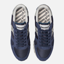 Кроссовки Saucony Shadow Original Vintage Navy/White фото- 5