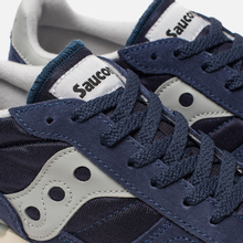 Кроссовки Saucony Shadow Original Vintage Navy/White фото- 6