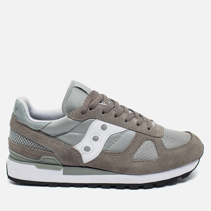 Мужские кроссовки Saucony Shadow Original Gray/White
