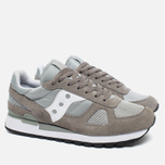 Мужские кроссовки Saucony Shadow Original Gray/White фото- 1