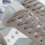 Saucony Shadow Original Men's Sneakers Gray/White photo- 5