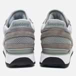 Saucony Shadow Original Men's Sneakers Gray/White photo- 3