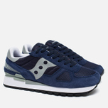 Мужские кроссовки Saucony Shadow Original Navy/Grey фото- 1