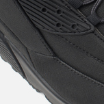 Мужские зимние кроссовки Nike Air Max 90 Sneakerboot Black/Black фото- 5