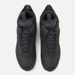 Мужские зимние кроссовки Nike Air Max 90 Sneakerboot Black/Black фото- 4