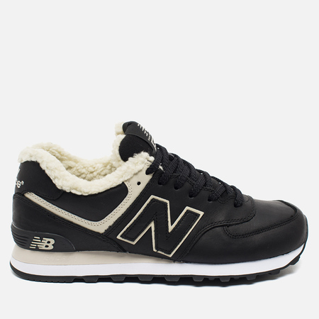 New Balance ML574BL/D Sneakers Black