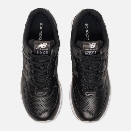 New Balance ML574DAK Luxe Leather