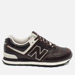 New Balance ML574LUA/D Sneakers Brown photo- 0