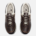 Кроссовки New Balance ML574LUA Brown фото- 4