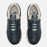 New Balance ML574LUB/D Sneakers Navy photo- 4