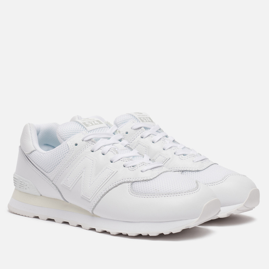 Мужские кроссовки New Balance ML574NSF White