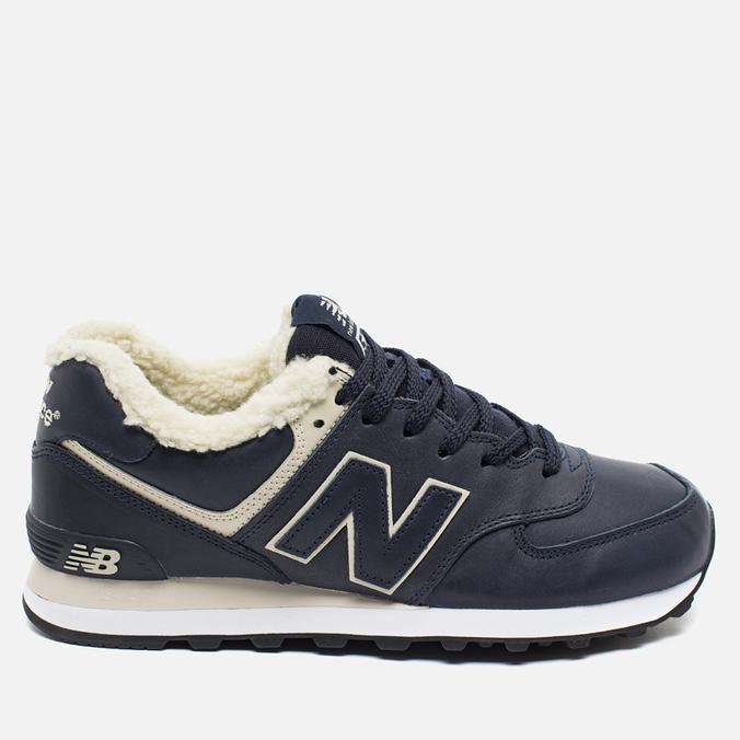 New Balance ML574NV/D Sneakers Navy