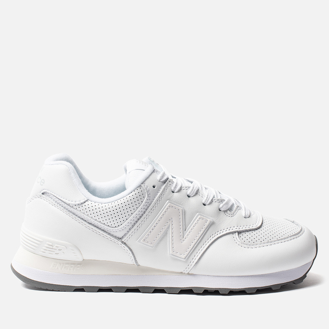 Кроссовки New Balance ML574SNQ White/White