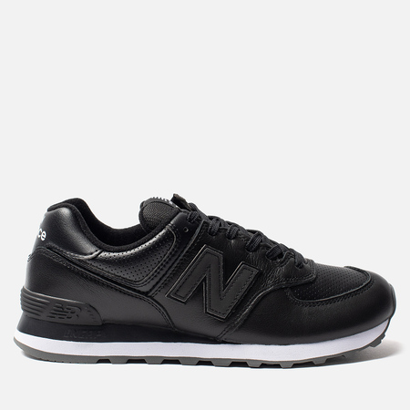 Кроссовки New Balance ML574SNR Black/Black