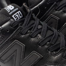 Кроссовки New Balance ML574SNR Black/Black фото- 6