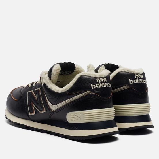 Мужские кроссовки New Balance ML574WNE Dark Brown