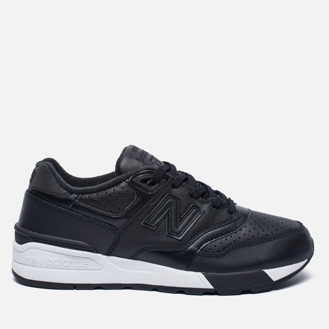Кроссовки New Balance ML597BLL Black