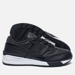 Кроссовки New Balance ML597BLL Black фото- 1