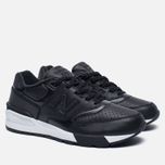 Кроссовки New Balance ML597BLL Black фото- 2