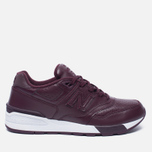 Кроссовки New Balance ML597BUL Burgundy фото- 0