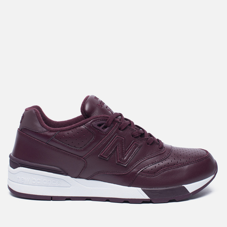 Кроссовки New Balance ML597BUL Burgundy