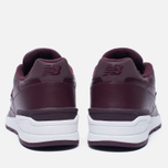 Кроссовки New Balance ML597BUL Burgundy фото- 3