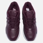 Кроссовки New Balance ML597BUL Burgundy фото- 4