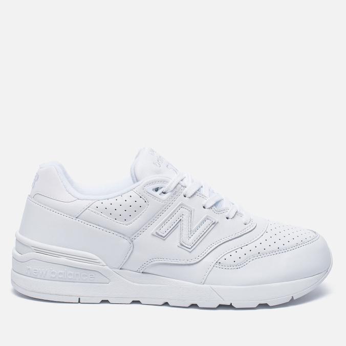 Кроссовки New Balance ML597WHL White
