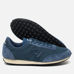 Кроссовки New Balance U410VB Vintage Navy/White фото- 2